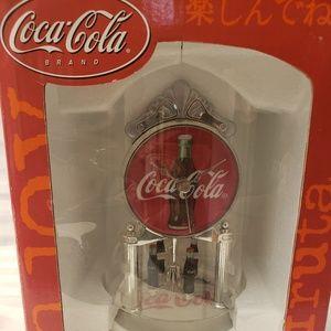 Vintage Coca Cola Anniversary Clock